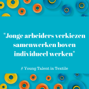 _Jonge arbeiders verkiezen samenwerken boven individueel werken_